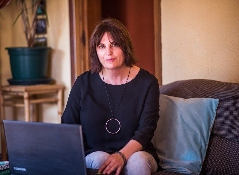 Núria Escarré Soria. Fisiognomísta, asesora de feng shui y Terapeuta.
