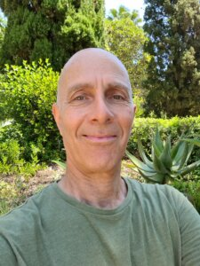 DAN STODT - Body Coach, Terapeuta y Educador especializando en Gestión del Estrés. Creador del método Body Empathy.