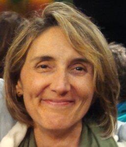 GEMA ROS. Directora del Centro Aura, profesora de yoga y asesora en alimentación macrobiótica.