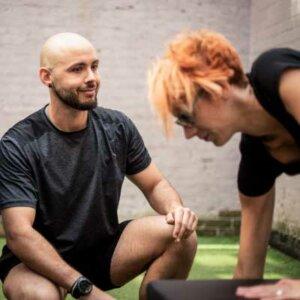 Gonzalo Rubio Wellness Coach - Ayudó a mujeres +40 a transformar y mejorar su bienestar a través de la salud física, emocional y espiritual.